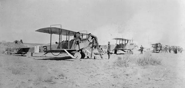 First-Aero-Squadron-100-years-since-first-US-air-combat-mission