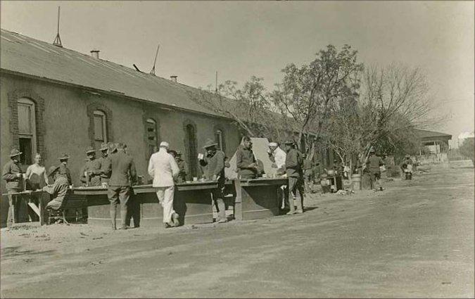 fort bliss 1918