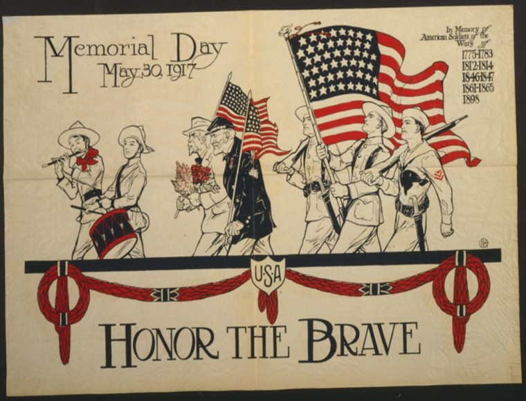 Memorial Day 1917 3g06266v