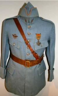 Lafayette uniform