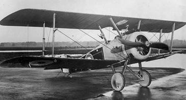 Sopwith camel plane