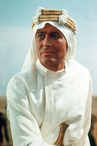Actor Peter O'Toole